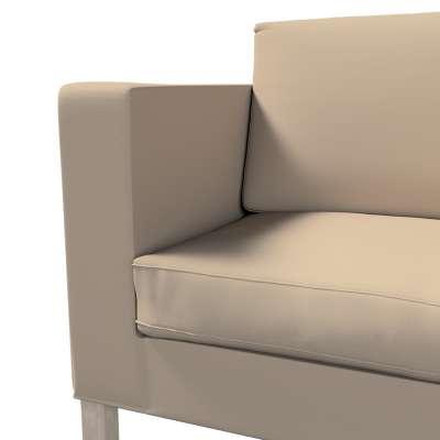 IKEA zitbankhoes/ overtrek voor Karlanda slaapbank, kort van de collectie Cotton Panama, Stof: 702-28