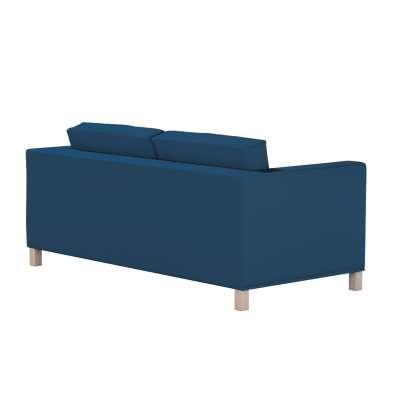Pokrowiec na sofę Karlanda rozkładaną, krótki w kolekcji Cotton Panama, tkanina: 702-30