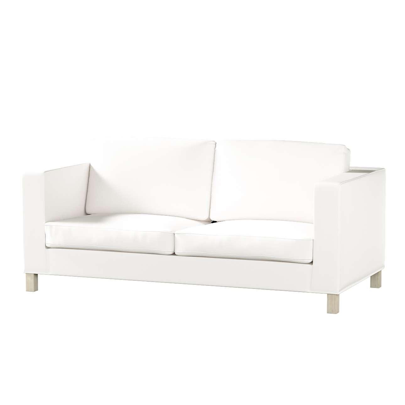 Karlanda Schlafsofabezug kurz von der Kollektion Cotton Panama, Stoff: 702-34