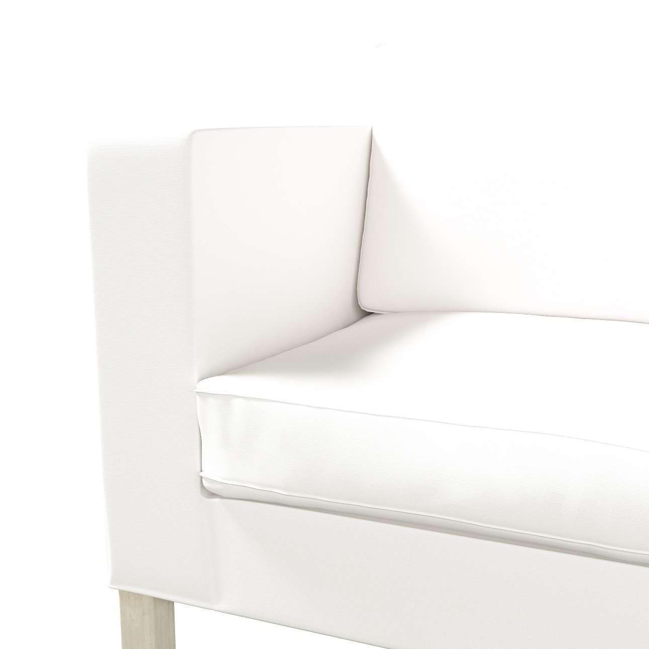 IKEA zitbankhoes/ overtrek voor Karlanda slaapbank, kort van de collectie Cotton Panama, Stof: 702-34