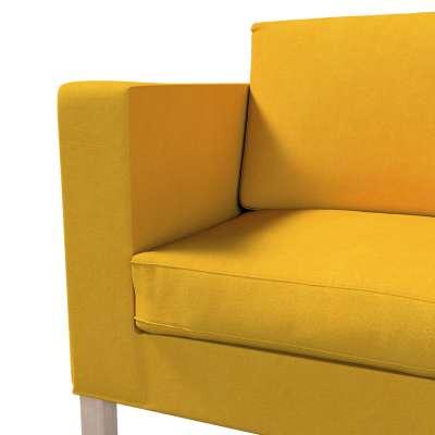 Pokrowiec na sofę Karlanda rozkładaną, krótki w kolekcji Etna, tkanina: 705-04