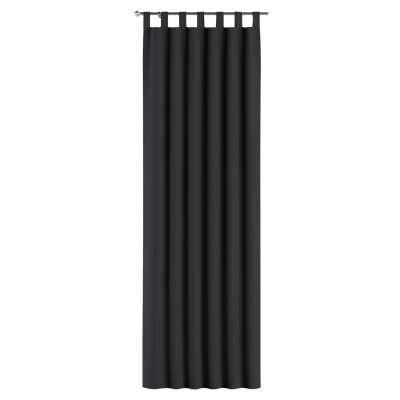 Mörkläggande gardin med hällor i kollektionen Blackout (mörkläggande), Tyg: 269-99