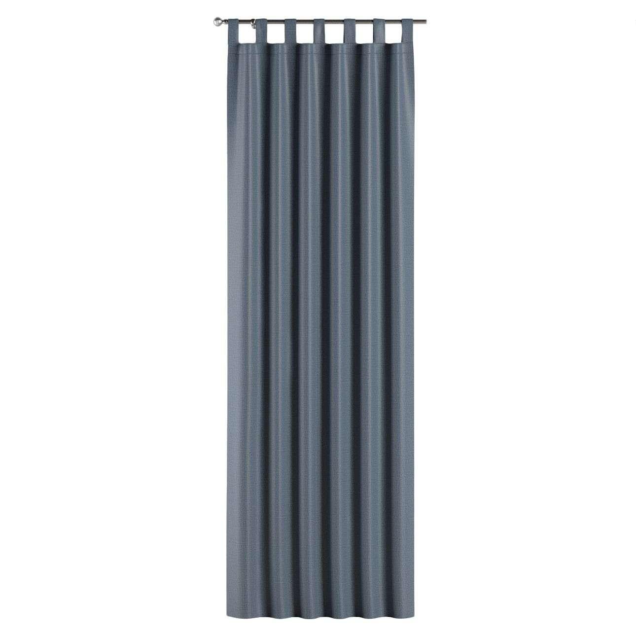 Lystet gardin med stropper fra kolleksjonen Blackout (mørklegging), Stoffets bredde: 269-67