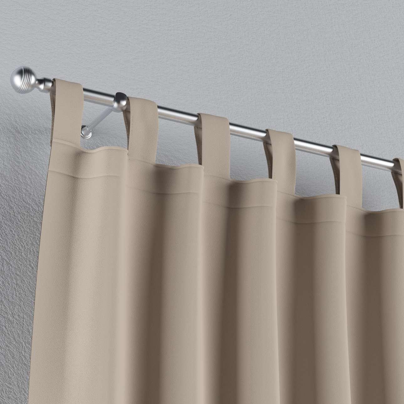 Záves zatemňujúci na pútkach V kolekcii Blackout - zatemňujúca, tkanina: 269-00