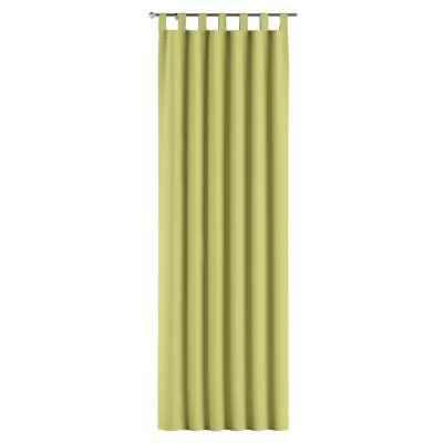 Lystet gardin med stropper fra kolleksjonen Blackout (mørklegging), Stoffets bredde: 269-17