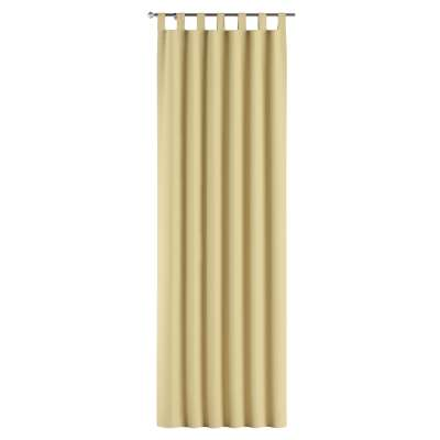 Lystet gardin med stropper fra kolleksjonen Blackout (mørklegging), Stoffets bredde: 269-12