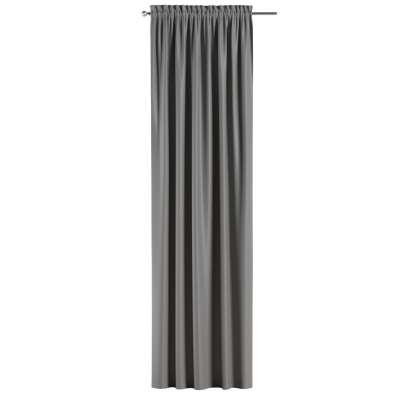 Lystet gardin med løpegang - Multibånd fra kolleksjonen Blackout (mørklegging), Stoffets bredde: 269-63