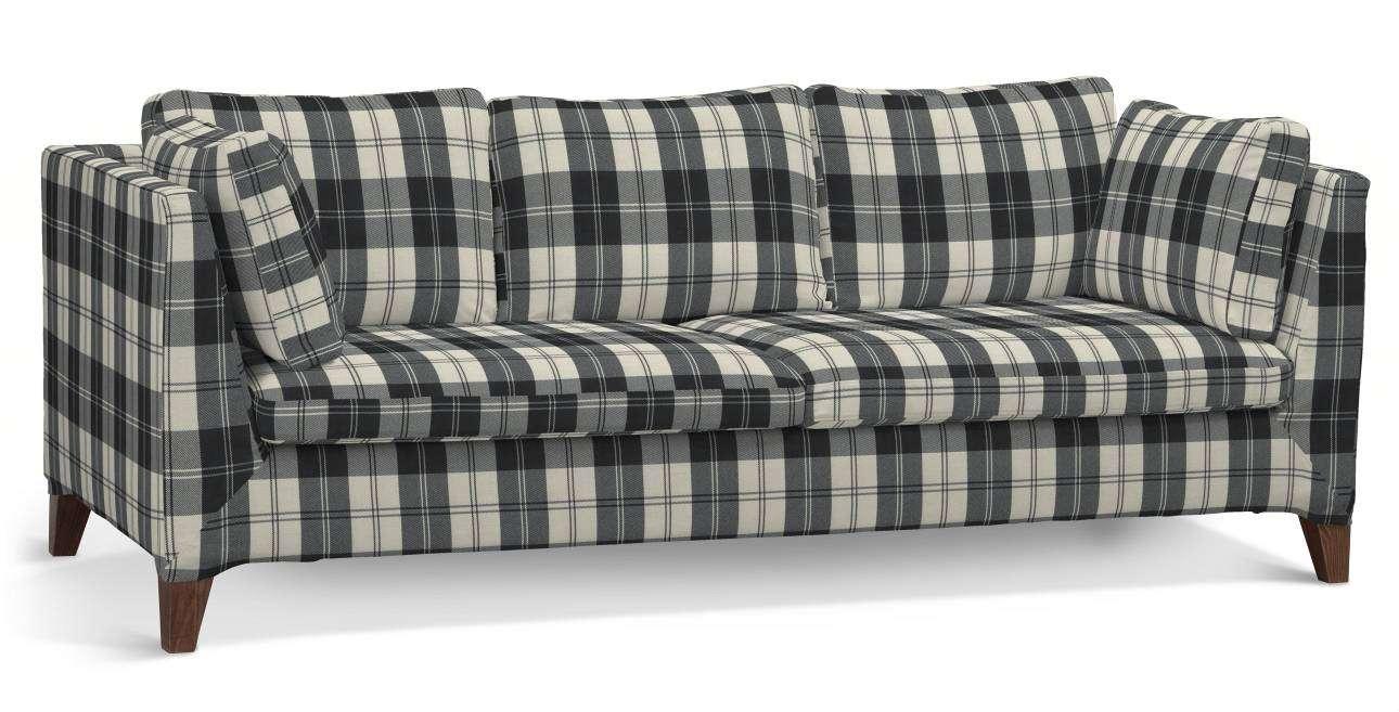 Pokrowiec na sofę Stockholm 3-osobową w kolekcji Edinburgh, tkanina: 115-74