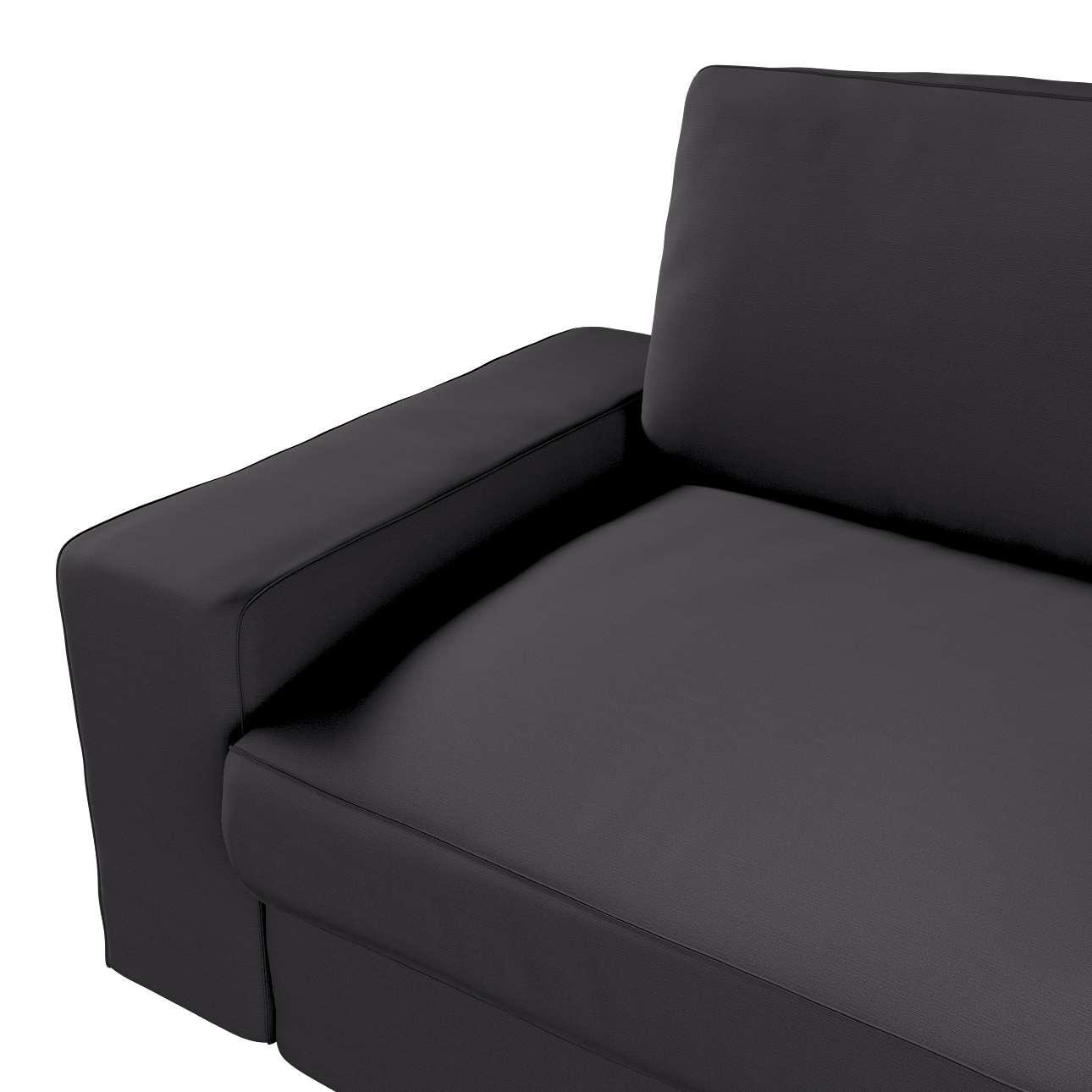 IKEA klädsel Kivik 3-sits bäddsoffa i kollektionen Panama Cotton, Tyg: 702-08