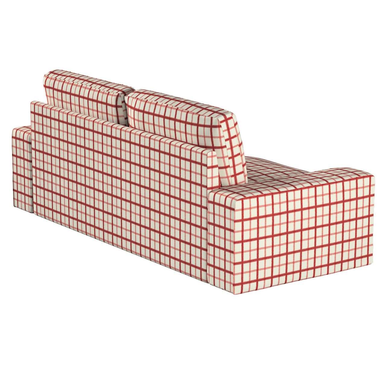 IKEA klädsel Kivik 3-sits bäddsoffa i kollektionen Avinon, Tyg: 131-15