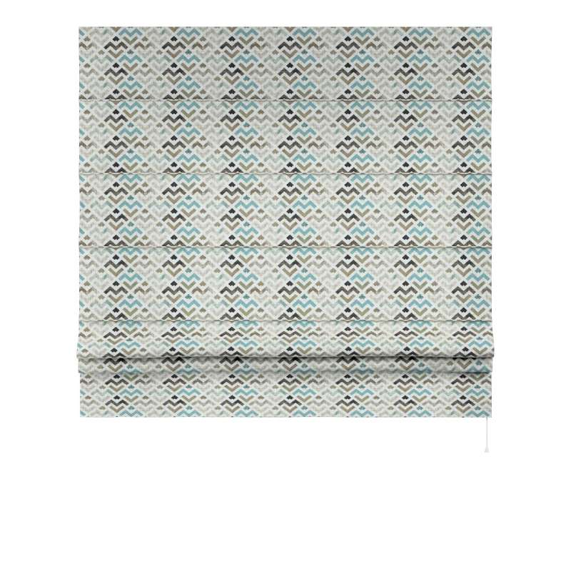 Foldegardin Paris<br/>Med lige flæse fra kollektionen Modern, Stof: 141-93