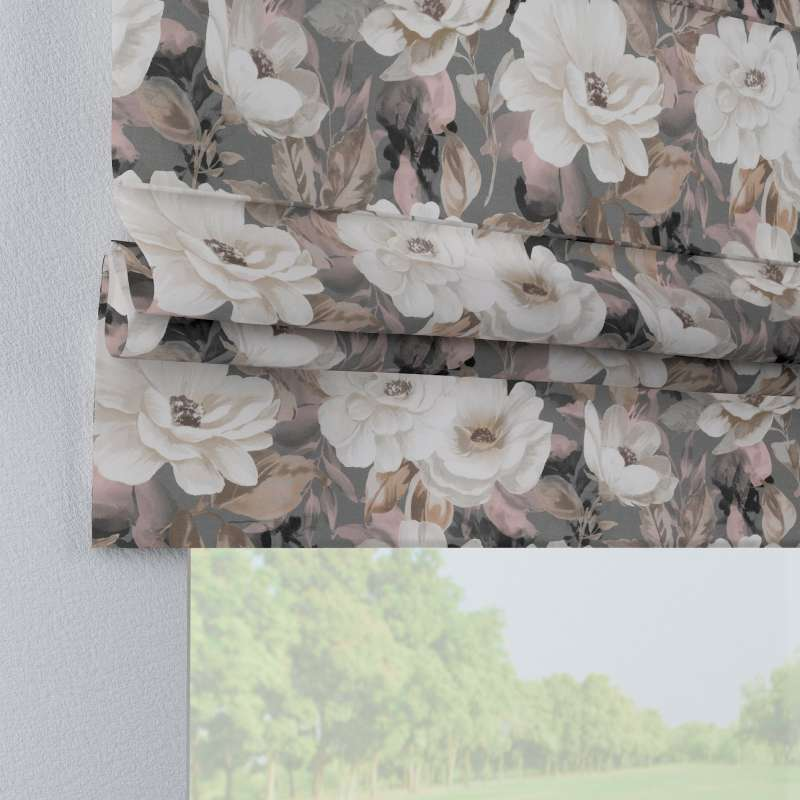 Roleta rzymska Padva w kolekcji Gardenia, tkanina: 142-13