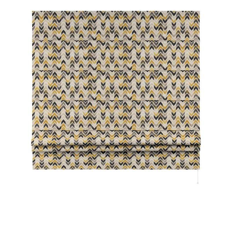 Foldegardin Paris<br/>Med lige flæse fra kollektionen Modern, Stof: 142-79