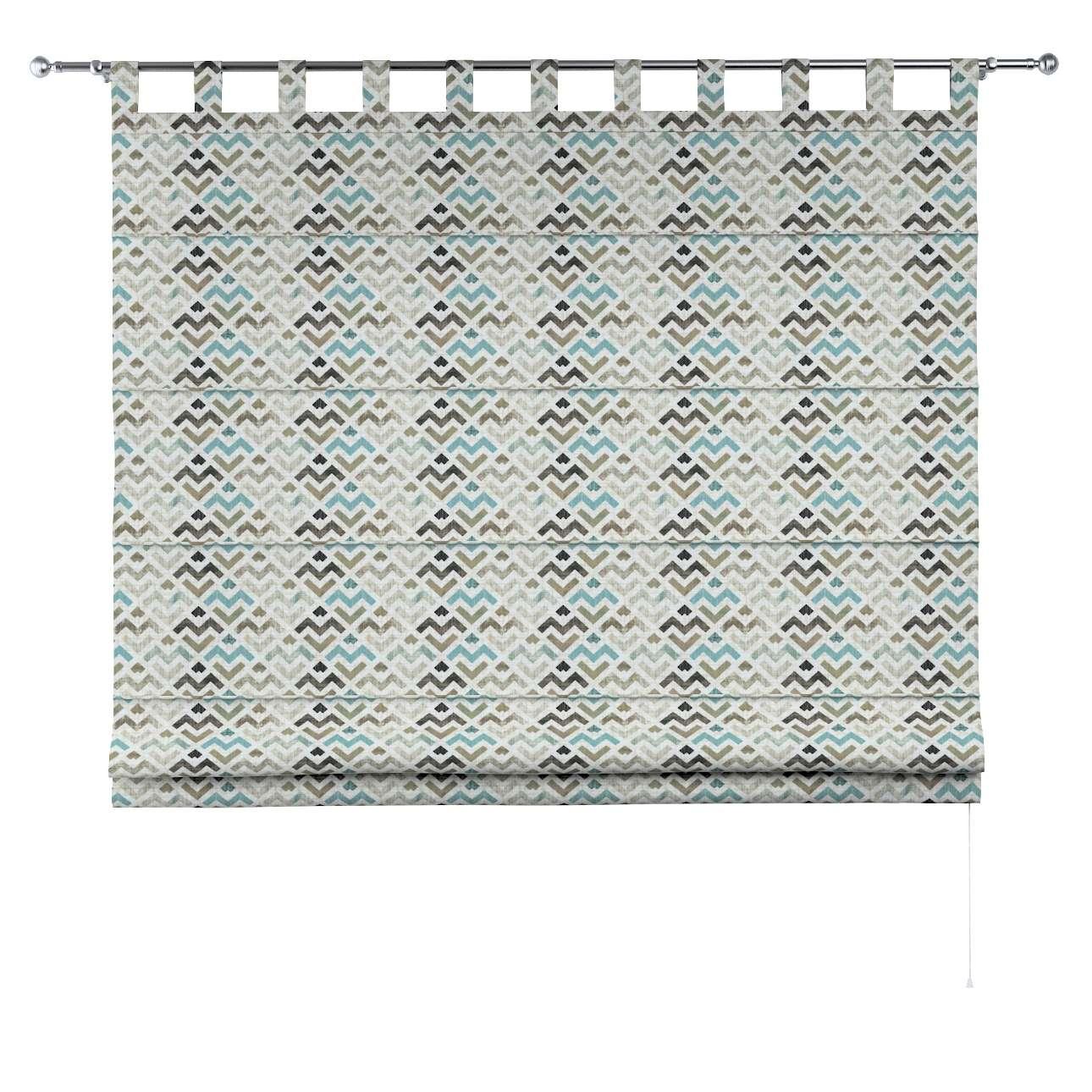 Liftgardin Verona<br/>Med stropper til gardinstang fra kolleksjonen Modern, Stoffets bredde: 141-93