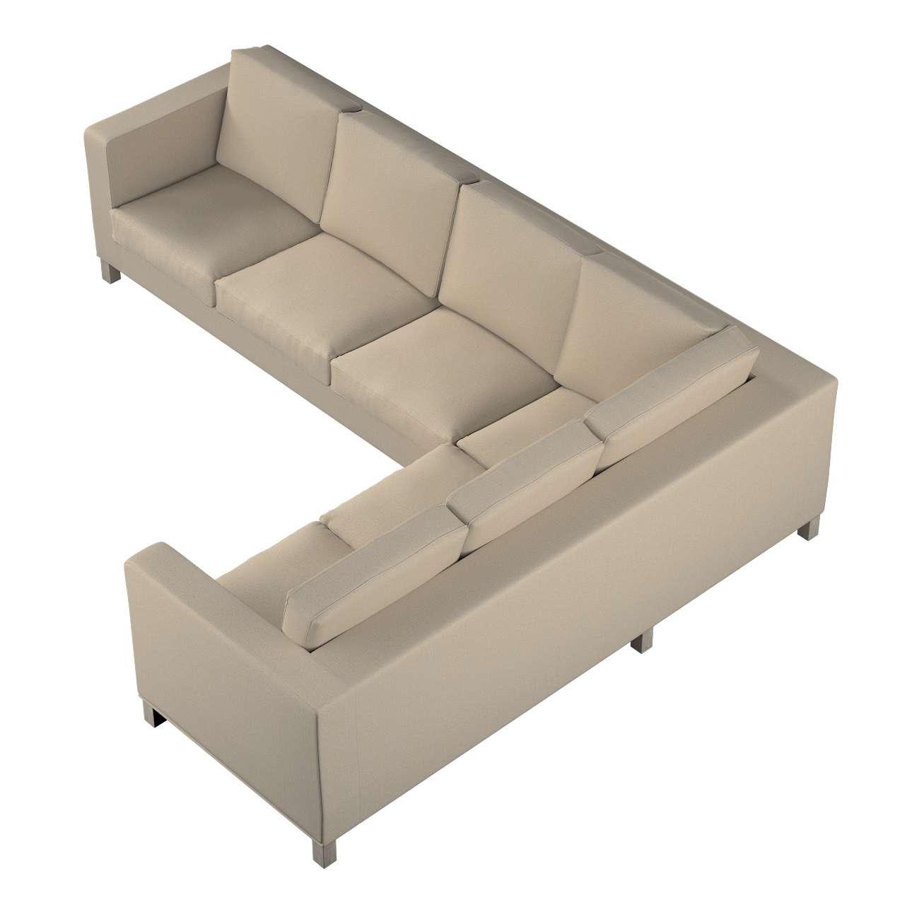 IKEA zitbankhoes/ overtrek voor Karlanda hoekbank links van de collectie Edinburgh, Stof: 115-78