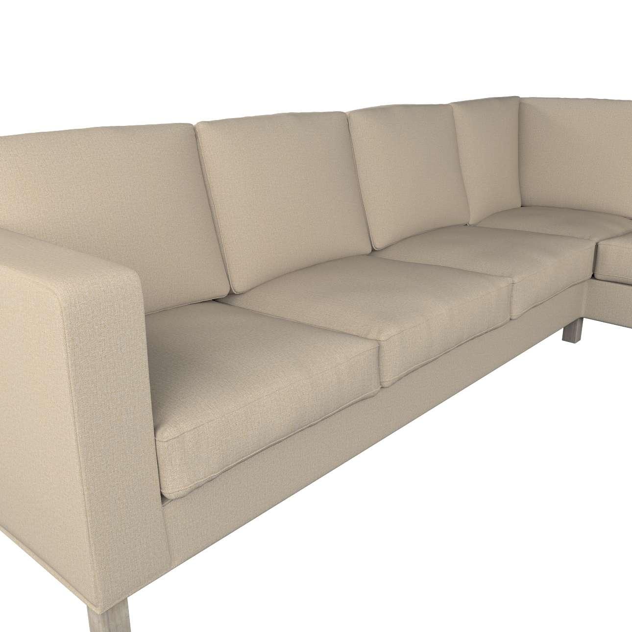Pokrowiec na sofę narożną lewostronną Karlanda w kolekcji Edinburgh, tkanina: 115-78