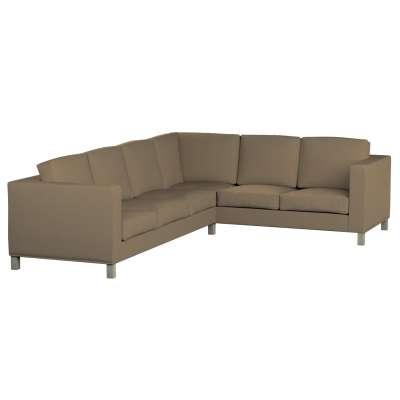 Pokrowiec na sofę narożną lewostronną Karlanda w kolekcji Chenille, tkanina: 702-21