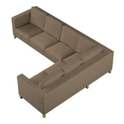 IKEA zitbankhoes/ overtrek voor Karlanda hoekbank links van de collectie Chenille, Stof: 702-21