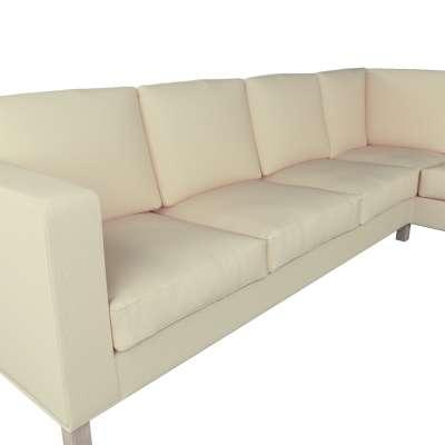 Pokrowiec na sofę narożną lewostronną Karlanda w kolekcji Chenille, tkanina: 702-22