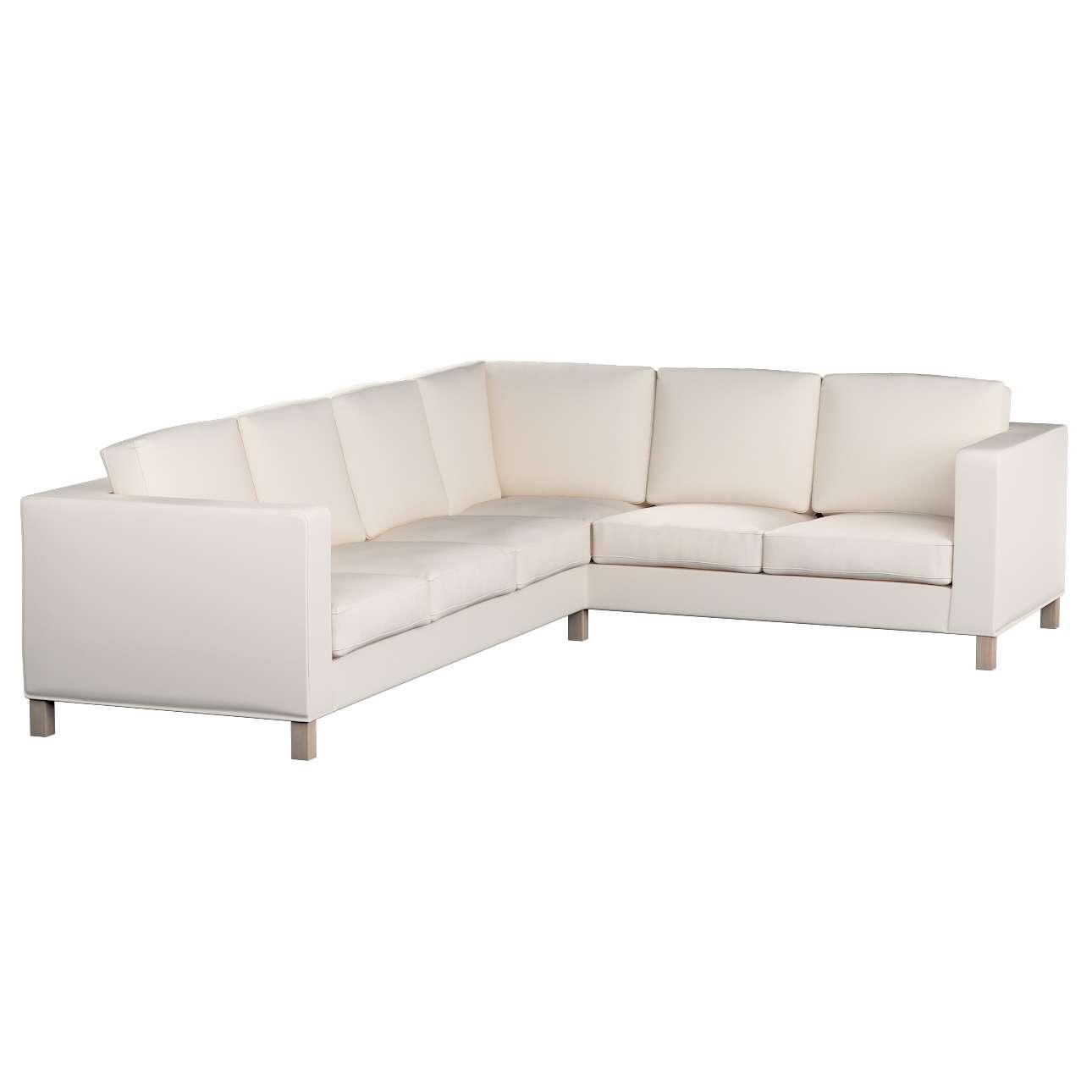 Pokrowiec na sofę narożną lewostronną Karlanda w kolekcji Etna, tkanina: 705-01