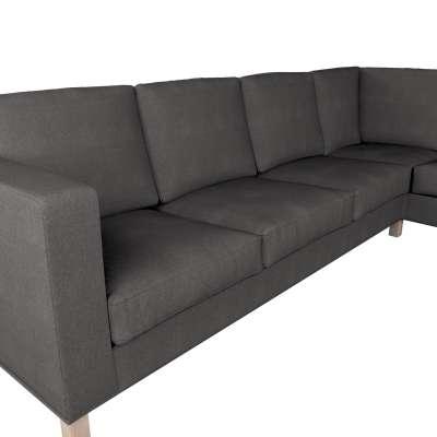 Pokrowiec na sofę narożną lewostronną Karlanda w kolekcji Etna, tkanina: 705-35