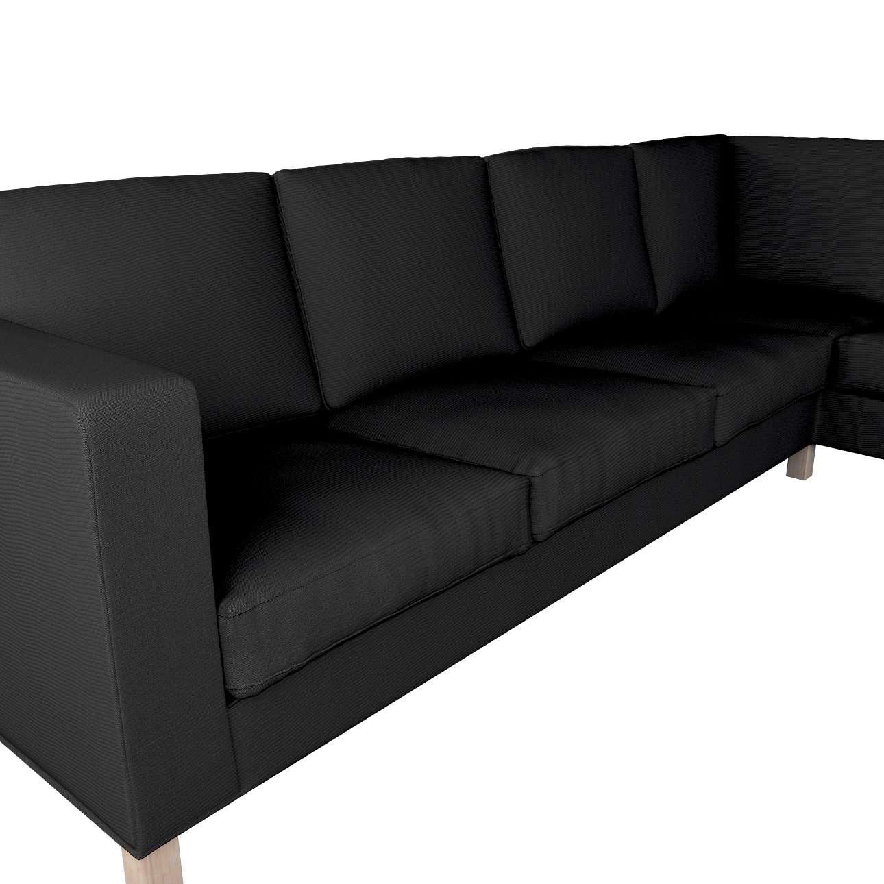 Pokrowiec na sofę narożną lewostronną Karlanda w kolekcji Etna, tkanina: 705-00