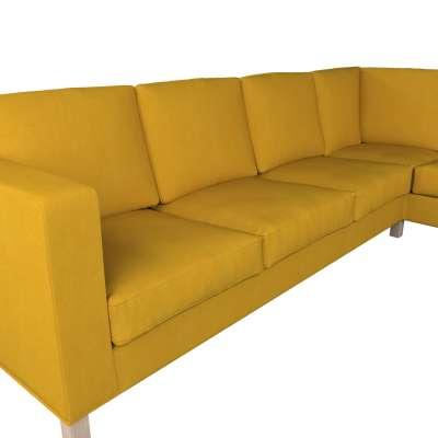 Pokrowiec na sofę narożną lewostronną Karlanda w kolekcji Etna, tkanina: 705-04