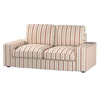 Pokrowiec na sofę Kivik 2-osobową, nierozkładaną w kolekcji Avinon, tkanina: 129-15