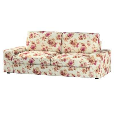 Pokrowiec na sofę Kivik 3-osobową, nierozkładaną w kolekcji Londres, tkanina: 141-06