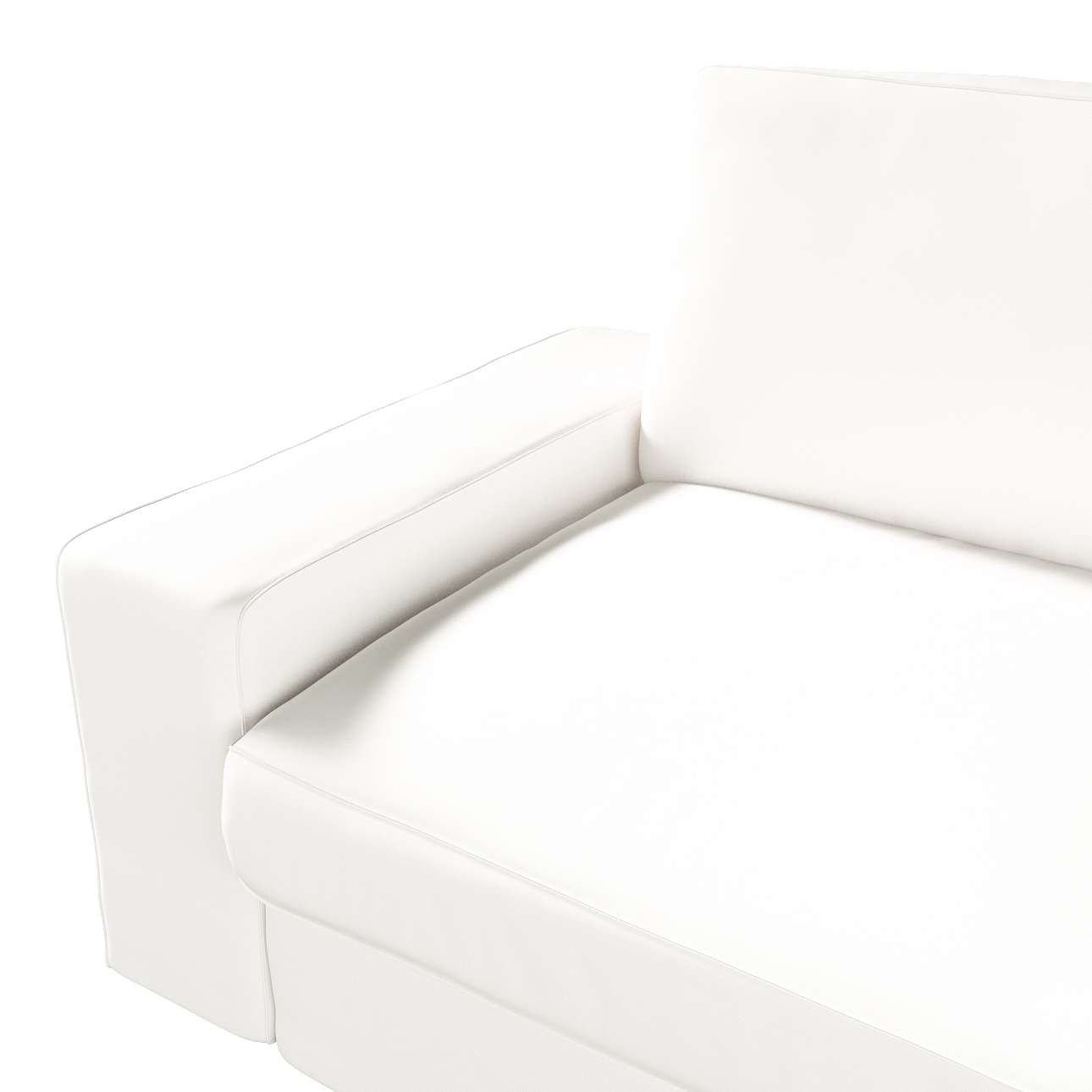 Kivik klädsel<br>3-sits i kollektionen Panama Cotton, Tyg: 702-34
