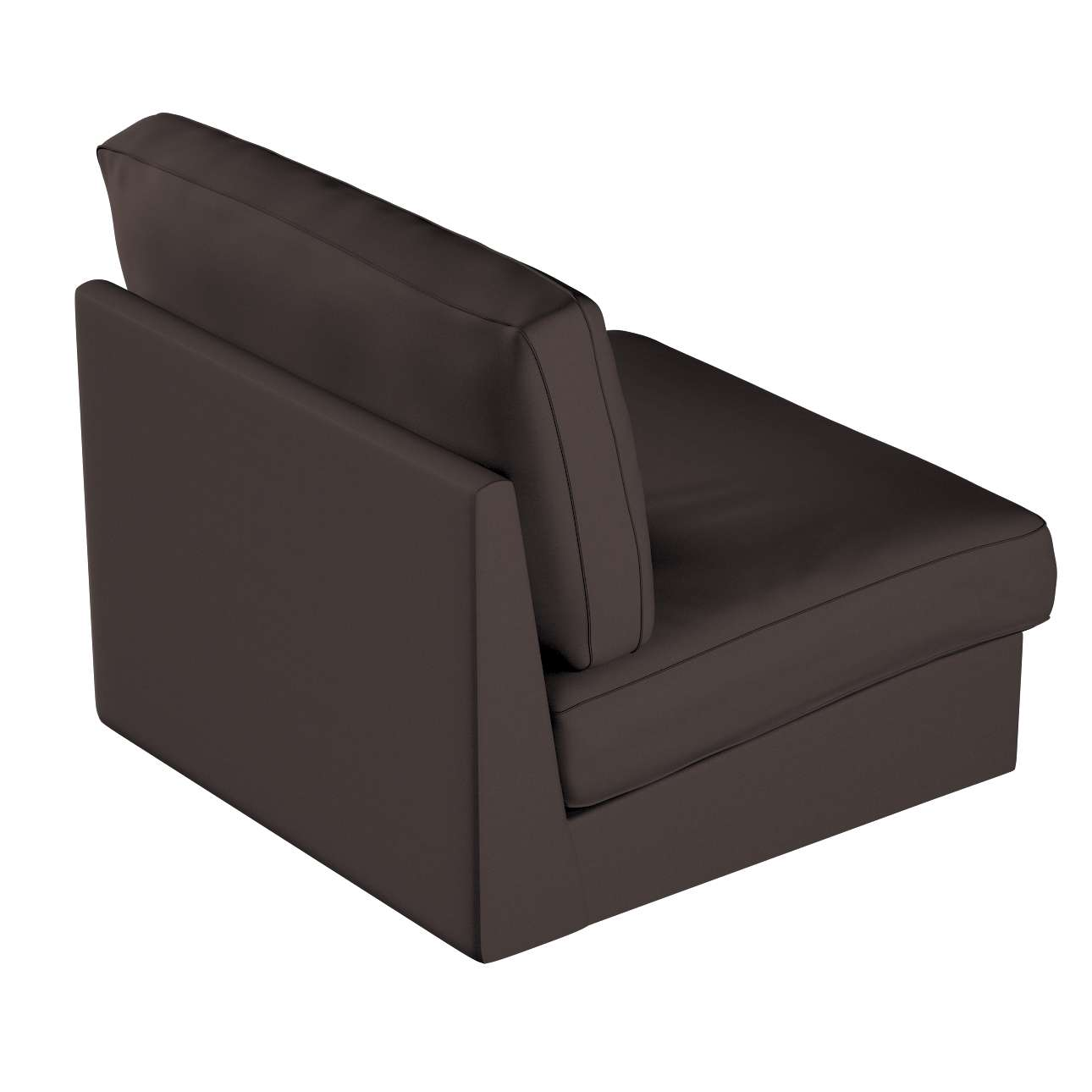 Kivik armchair cover, chocolate, 702-03, Kivik armchair ...