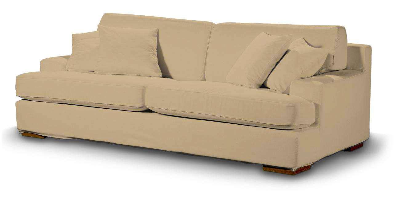 Gøteborg trekk sovesofa fra kolleksjonen Cotton Panama, Stoffets bredde: 702-01
