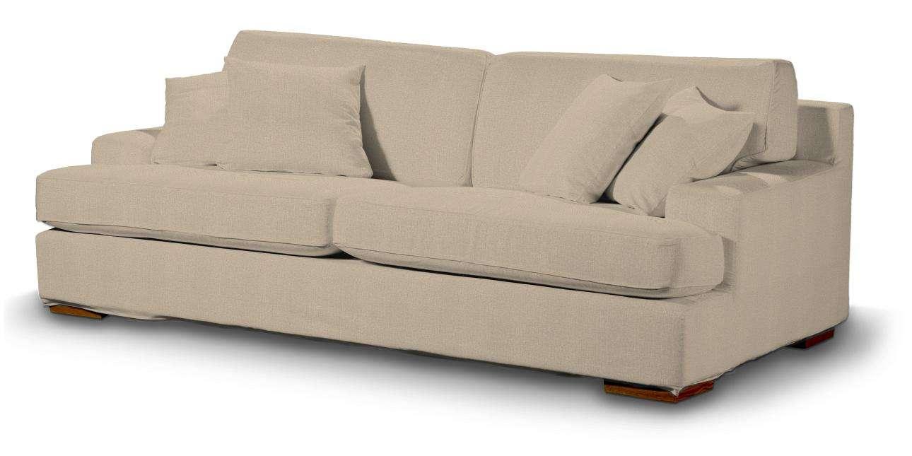 Pokrowiec na sofę Göteborg nierozkładaną w kolekcji Edinburgh, tkanina: 115-78