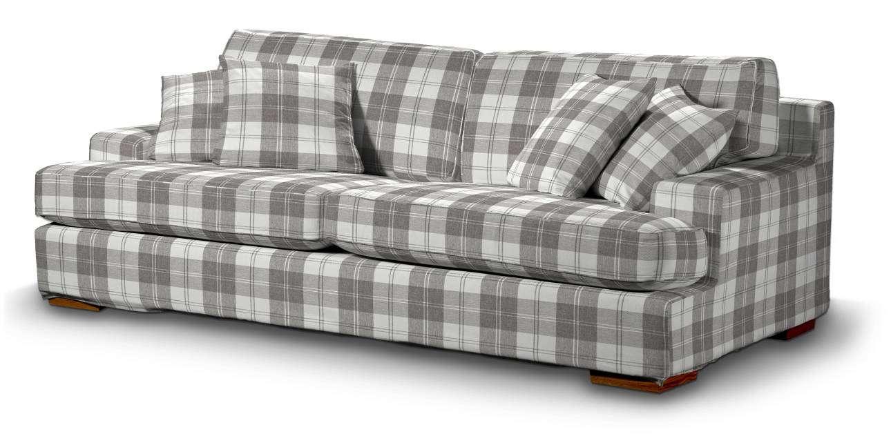 Pokrowiec na sofę Göteborg nierozkładaną w kolekcji Edinburgh, tkanina: 115-79