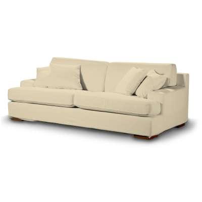 Pokrowiec na sofę Göteborg nierozkładaną w kolekcji Chenille, tkanina: 702-22