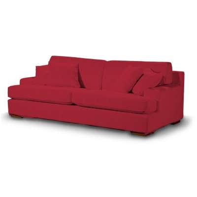 Pokrowiec na sofę Göteborg nierozkładaną w kolekcji Chenille, tkanina: 702-24
