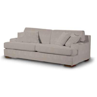Pokrowiec na sofę Göteborg nierozkładaną w kolekcji Etna, tkanina: 705-09