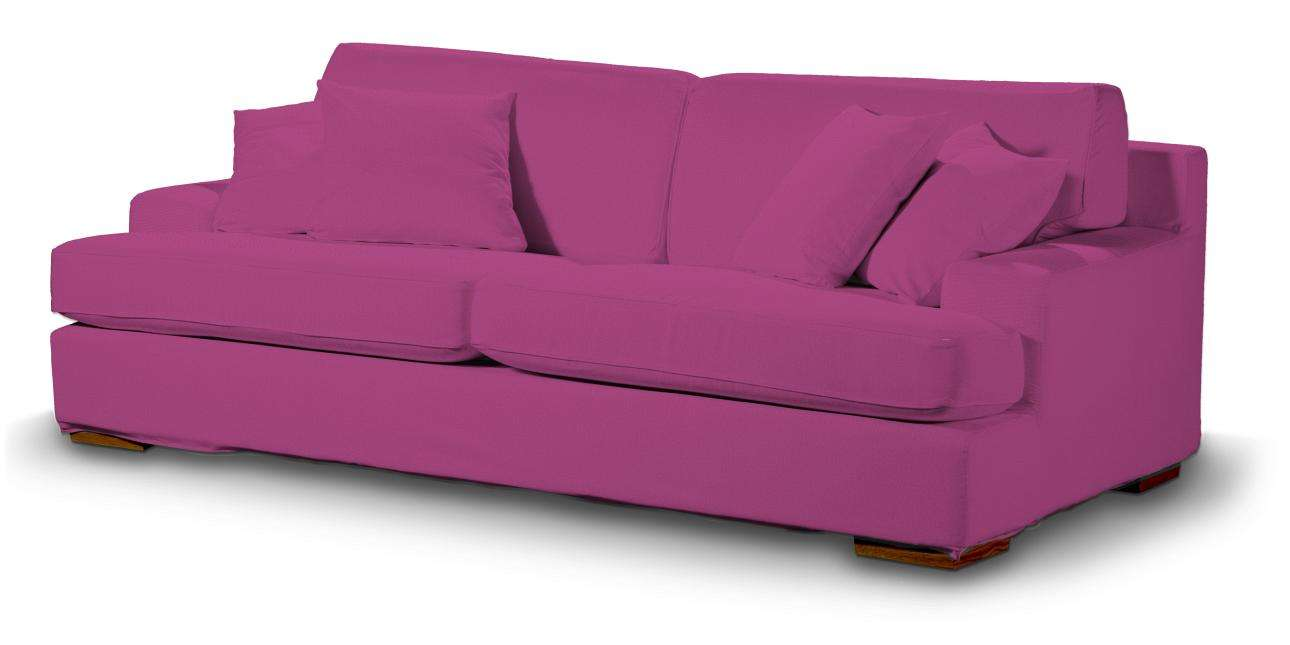 Pokrowiec na sofę Göteborg nierozkładaną w kolekcji Etna, tkanina: 705-23