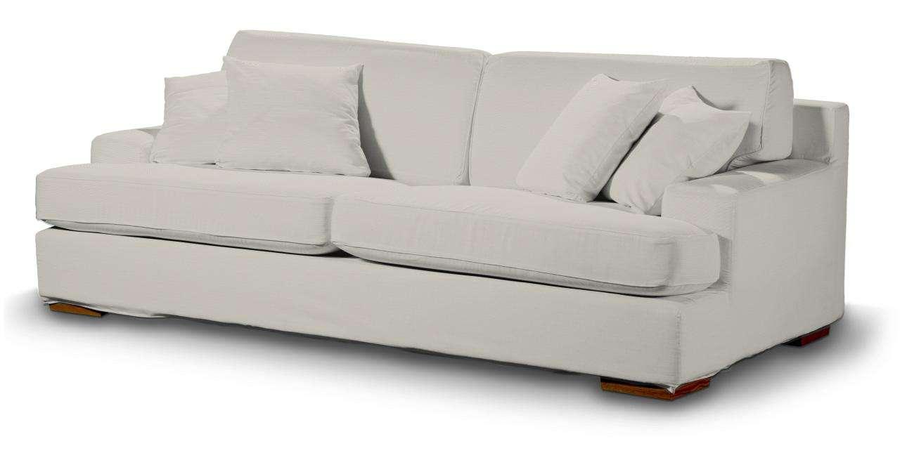 Gøteborg trekk sovesofa fra kolleksjonen Cotton Panama, Stoffets bredde: 702-31