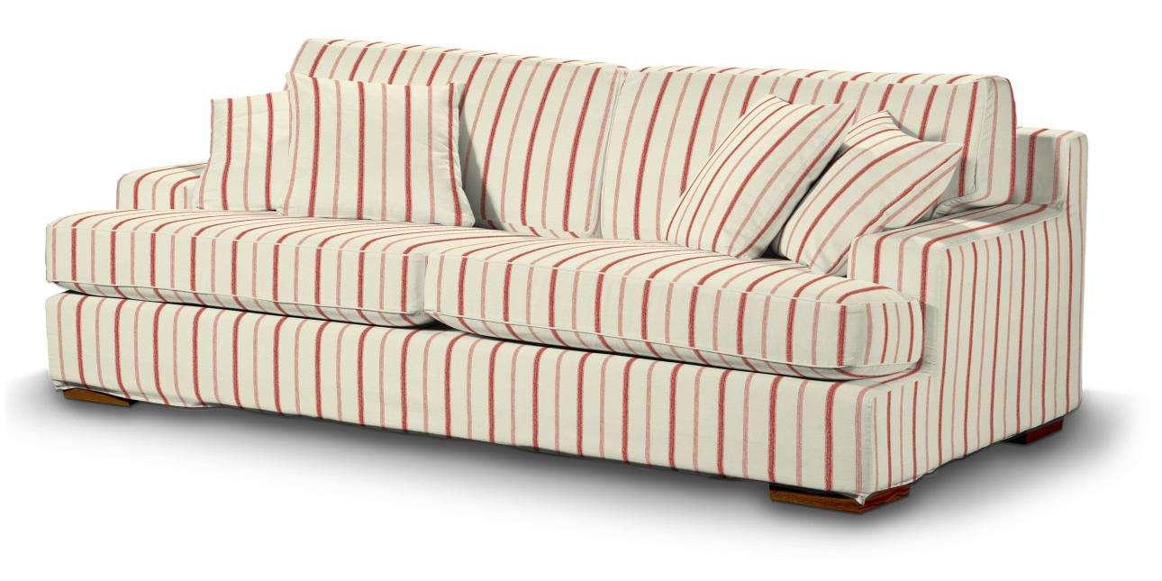 Göteborg Sofabezug von der Kollektion Avinon, Stoff: 129-15