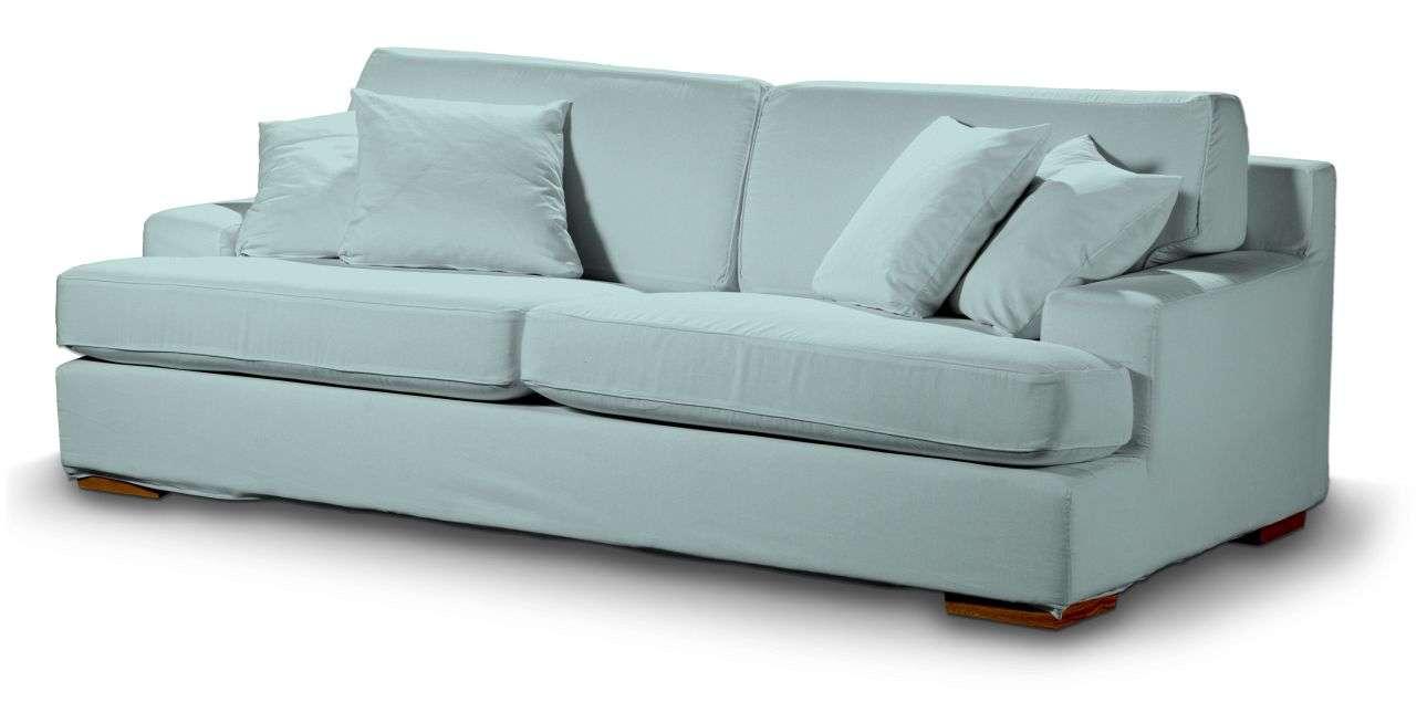 Gøteborg trekk sovesofa fra kolleksjonen Cotton Panama, Stoffets bredde: 702-10