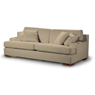 Pokrowiec na sofę Göteborg nierozkładaną w kolekcji Living, tkanina: 160-82
