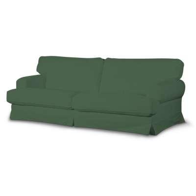 Pokrowiec na sofę Ekeskog nierozkładaną w kolekcji Cotton Panama, tkanina: 702-06