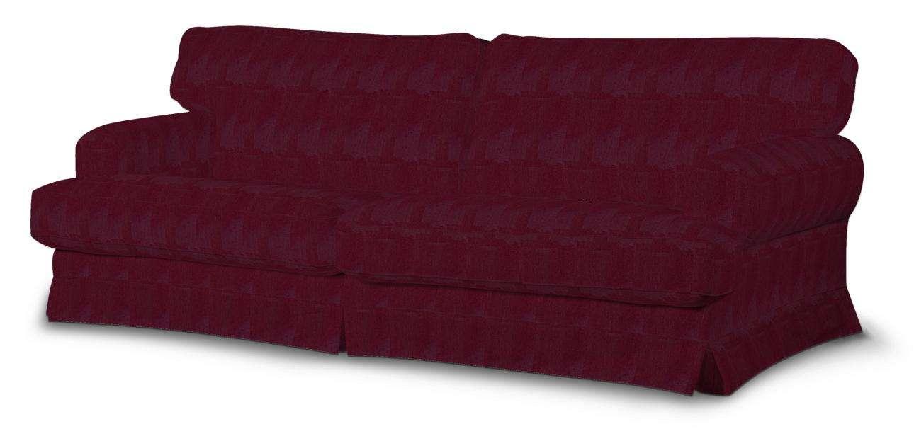 Pokrowiec na sofę Ekeskog nierozkładaną w kolekcji Chenille, tkanina: 702-19