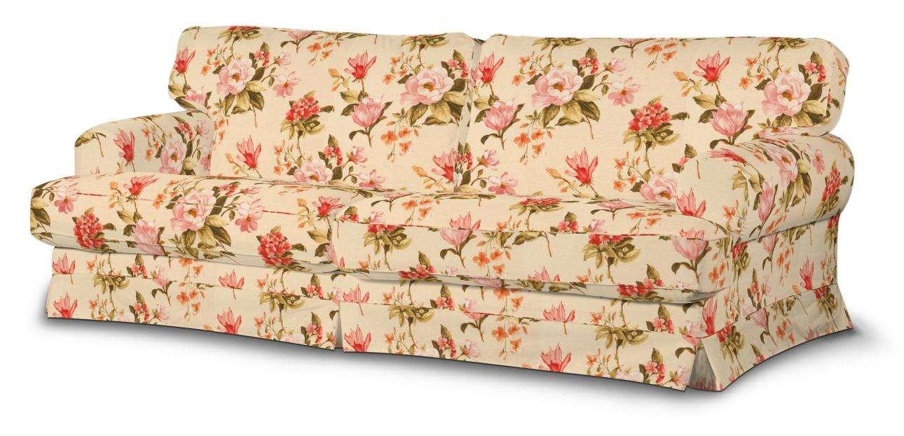 Pokrowiec na sofę Ekeskog nierozkładaną w kolekcji Londres, tkanina: 123-05