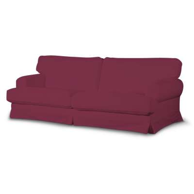 Pokrowiec na sofę Ekeskog nierozkładaną w kolekcji Cotton Panama, tkanina: 702-32