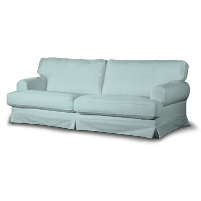 Pokrowiec na sofę Ekeskog nierozkładaną w kolekcji Cotton Panama, tkanina: 702-10