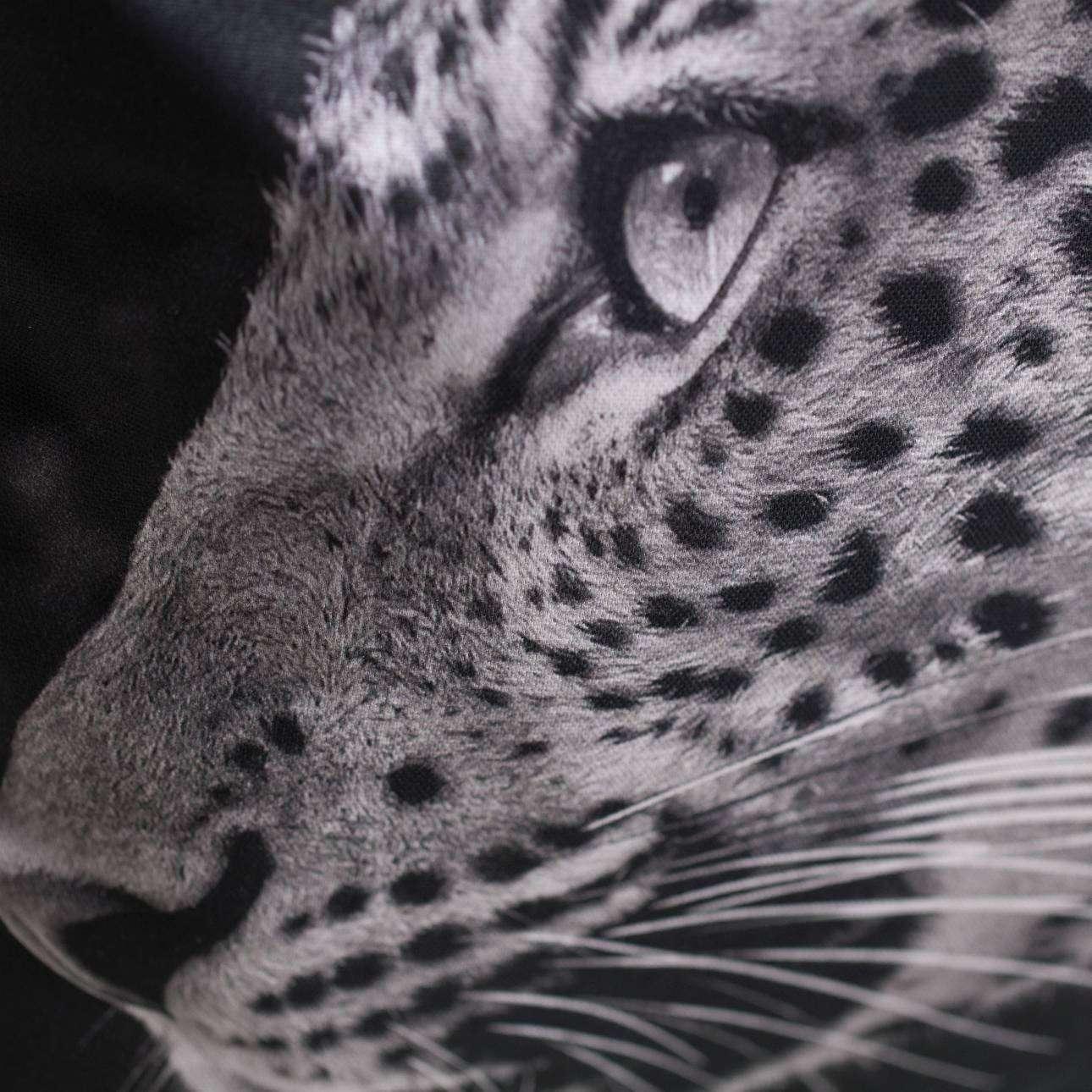 Kussenhoes Leopard 45x45cm
