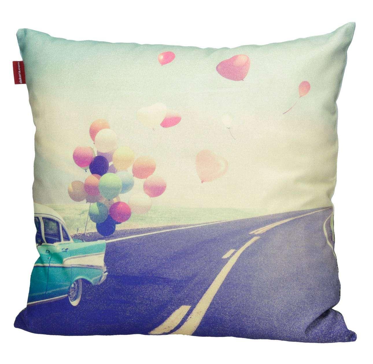 Kussenhoes Ballons 45x45cm