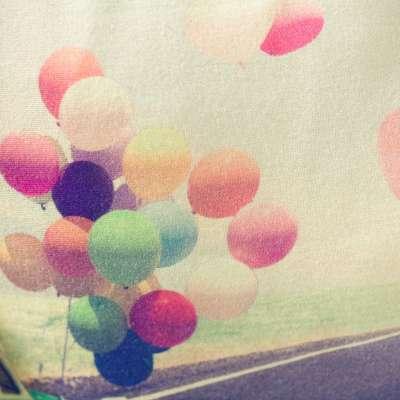 Potah D&F Ballons 45x45cm